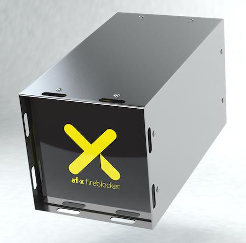 AF-X Fireblocker BL brandbeveiliging