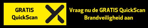 Gratis QuickScan Brandveiligheid banner