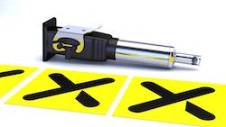 Af-x Fireblocker brandbeveiliging Bimetaal-Switch