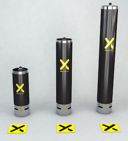 Af-x Fireblocker brandbeveiliging C-Units